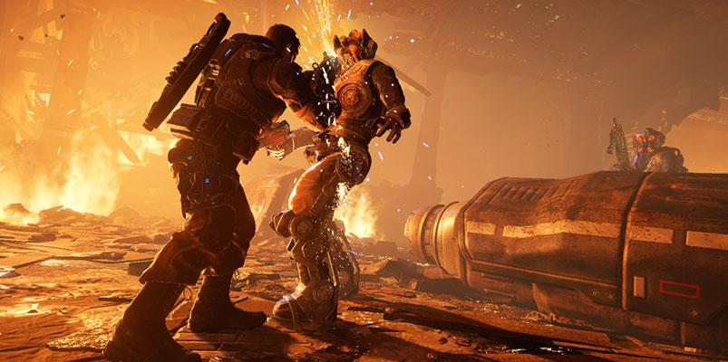 Gears of War 4, celebra diez años de una increíble saga