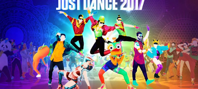 just dance 2017 canciones