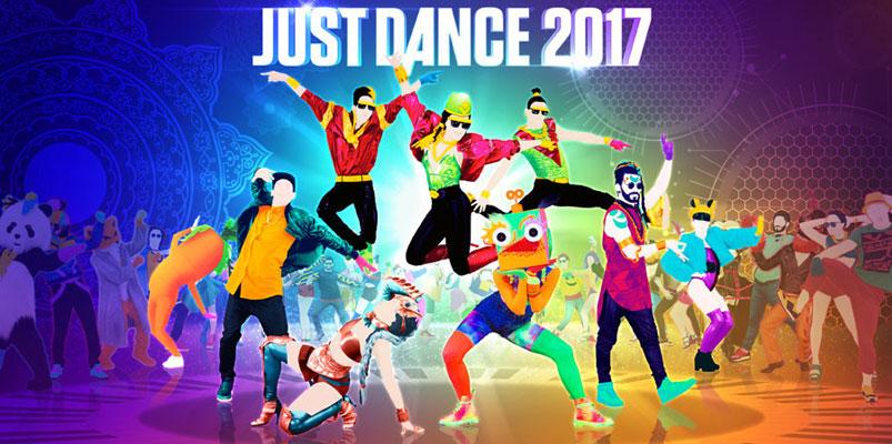 Conoce todas las canciones que trae Just Dance 2017