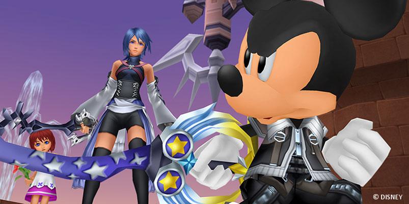 Kingdom Hearts HD 1.5 + 2.5 reMix llegará a PlayStation 4