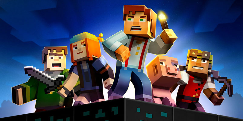 8 Episodios de Minecraft Story Mode: The Complete Adventure
