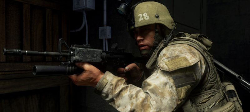 modern warfare remastered ps4