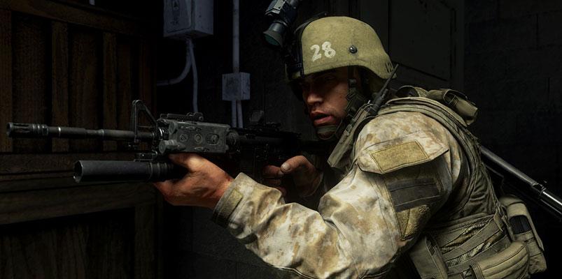 Call of Duty: Modern Warfare Remastered listo para PlayStation
