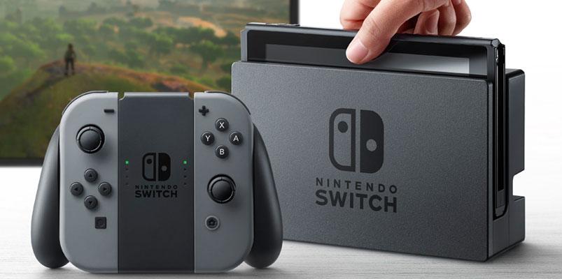 Nintendo Switch, la nueva consola híbrida que llega en 2017
