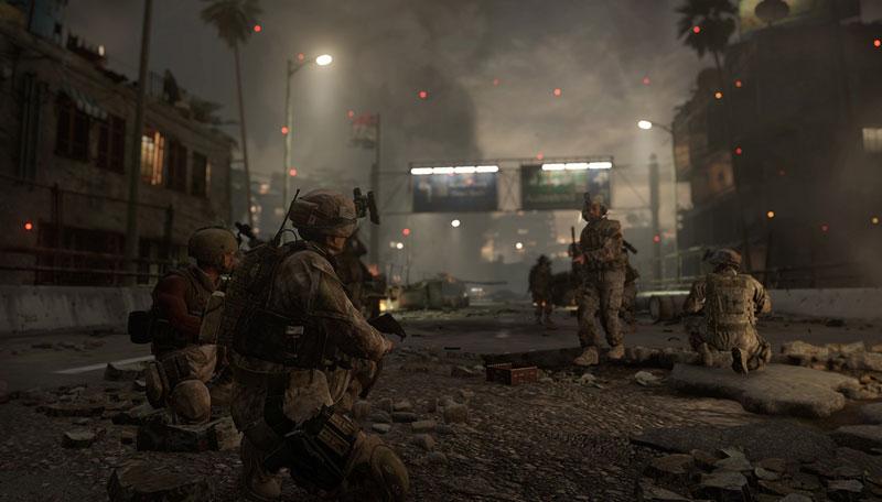 ps4 modern warfare remastered