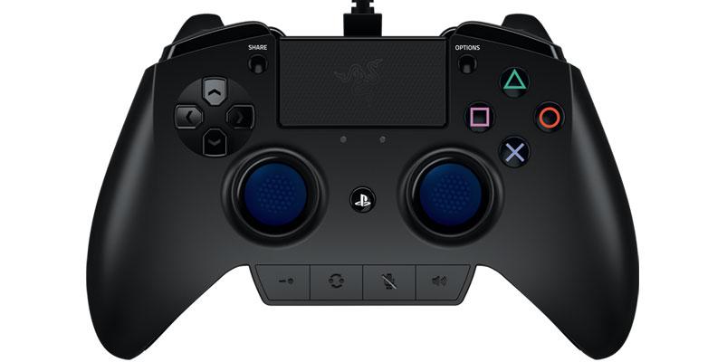 RAZER Raiju, el nuevo control oficial para PlayStation 4