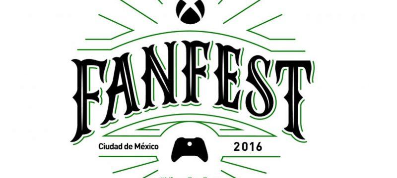 xbox fanfest mexico 2016