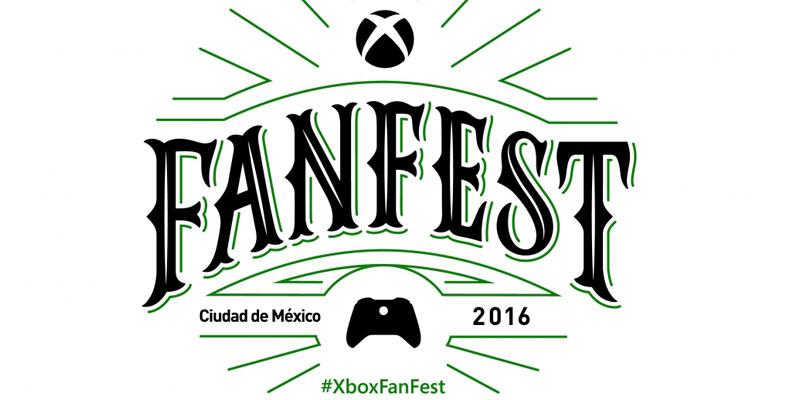 Asiste al Xbox FanFest en la Ciudad de México
