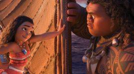 You're Welcome, la canción de Moana, la nueva cinta de Disney