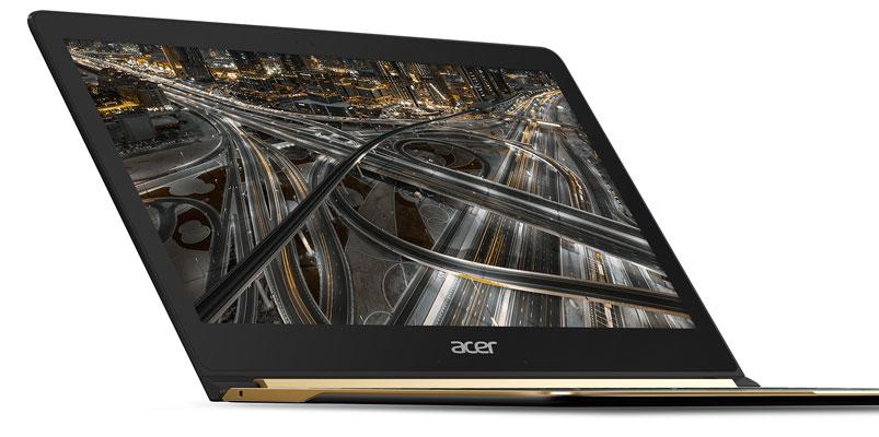 Acer Swift 7, la laptop más delgada del mundo llega a México