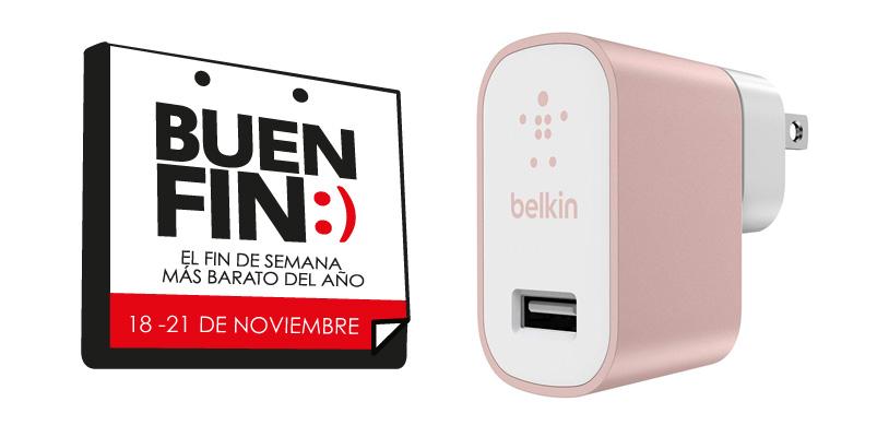 Belkin se suma al Buen Fin 2016, checa sus promociones