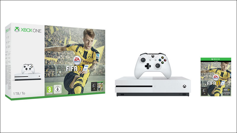 bundle fifa 17 xbox one s 1tb