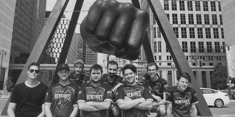 HyperX patrocina a Detroit Renegades de Jonas Jerebko