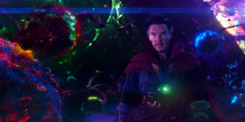 El gran trabajo detrás de Doctor Strange: Hechicero Supremo