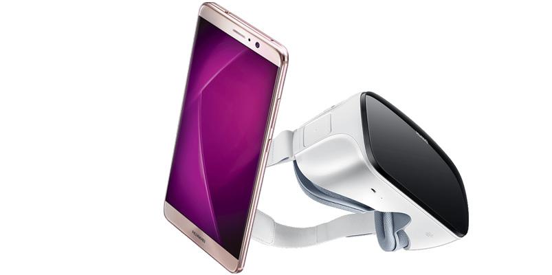 Huawei Mate 9 Pro sacará jugo a la Realidad Virtual