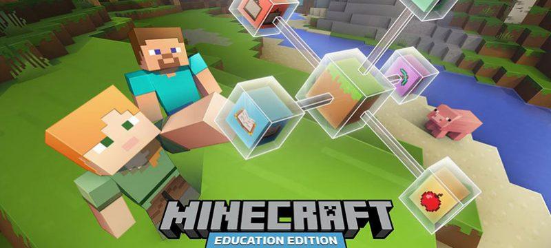 minecraft education edition educación
