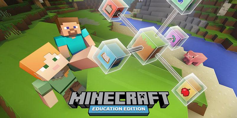 Microsoft y Minecraft van por la educación en todo el mundo