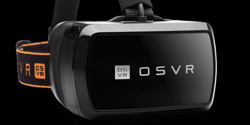 OSVR llega a la plataforma de juegos de Stream