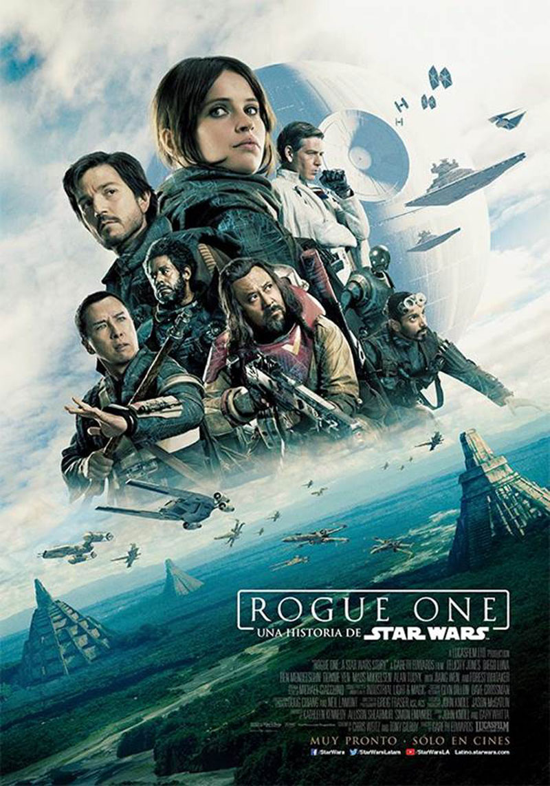 rogue one a star wars story arte exclusivo mexico