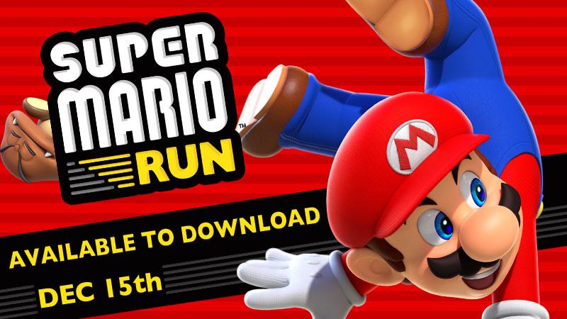 Super Mario Run fecha