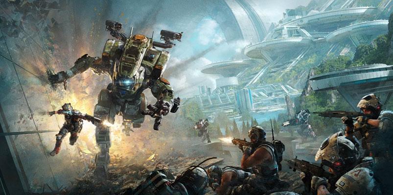 titanfall 2 juego de 2016