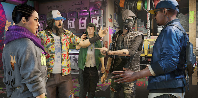 Así de intenso será el Pase de Temporada de Watch Dogs 2
