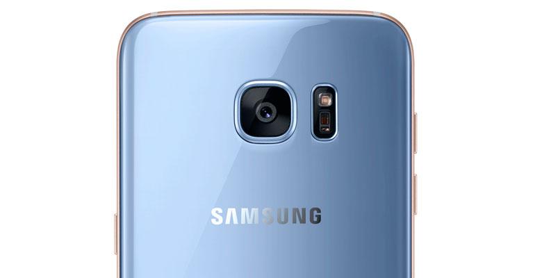Galaxy S7 edge edición Blue Coral ya está disponible en México