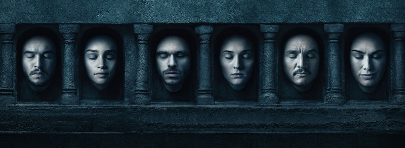 Game of Thrones BitTorrent 2016