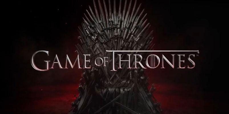 Nuevamente, Game of Thrones es la serie más pirateada de 2016