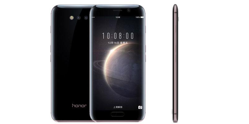 Características de Honor Magic, un smartphone totalmente curvo