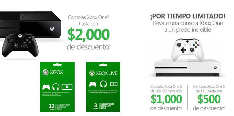 Navidad para Xbox 2016