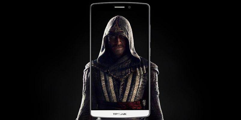 Neffos de TP-Link patrocina en México la cinta Assassin's Creed