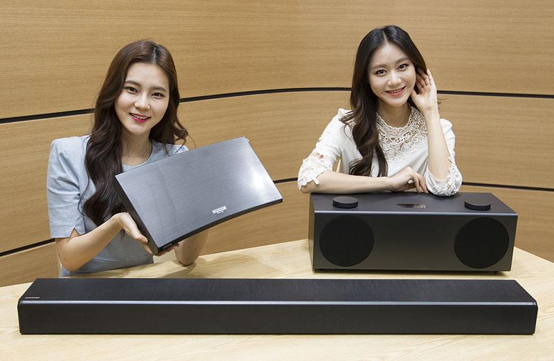 Samsung audio UHQ productos
