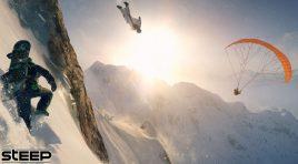Disfruta de los Alpes en tu Xbox One con Steep de Ubisoft