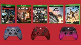 Xbox tiene lo necesario para que tengas una Navidad Mágica