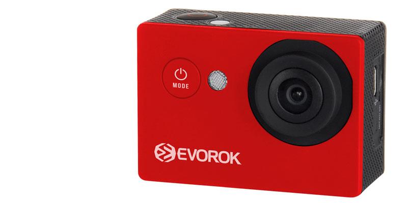 Evorok presenta su segunda generación de cámaras deportivas