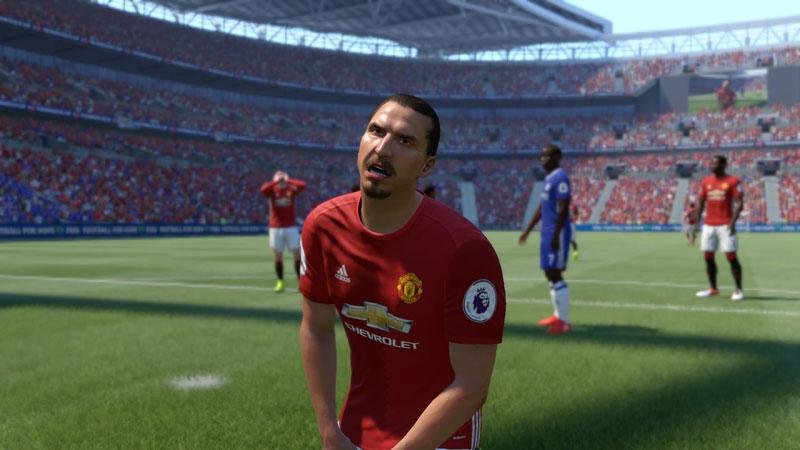 FIFA-17 Calidad grafica