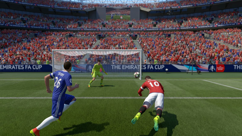 FIFA-17 Gol