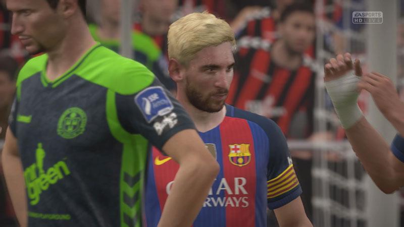 FIFA-17 Messi