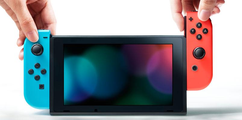 Estos son los primeros accesorios para la Nintendo Switch