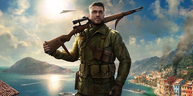 Rebellion detalla los trofeos que tendrá Sniper Elite 4