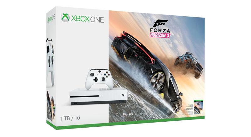 Xbox One S 1T Forza Horizon 3