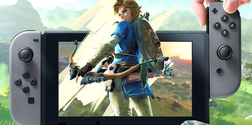 Unreal 4 dará poder a varios juegos de Nintendo Switch