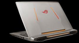 ASUS ROG G752 con Intel Kaby Lake y GeForce GTX 1070