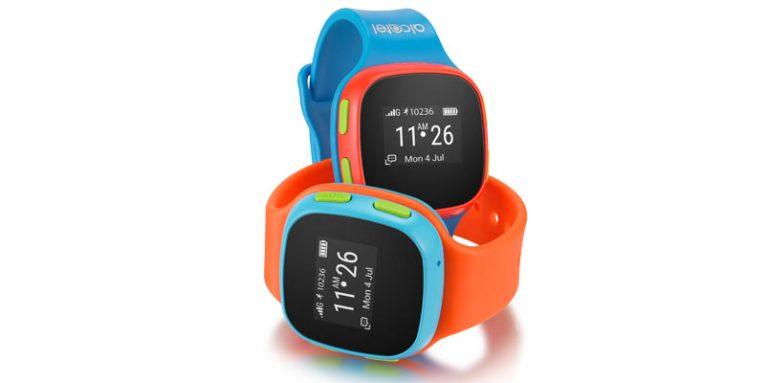Precio y características de Alcatel Move Time (Kids Watch) en Telcel