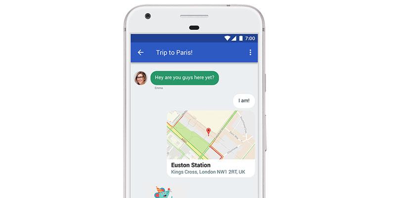 Android Messages la nueva alternativa de los mensajes SMS y MMS