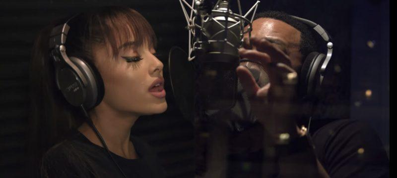 Ariana Grande John Legend