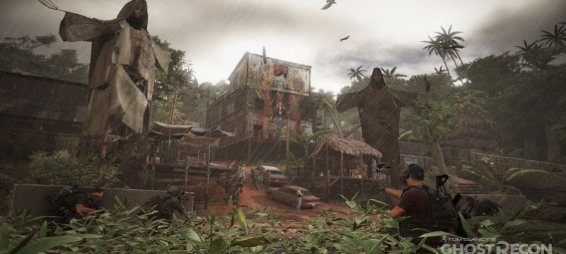 Beta abierta de Ghost Recon Wildlands
