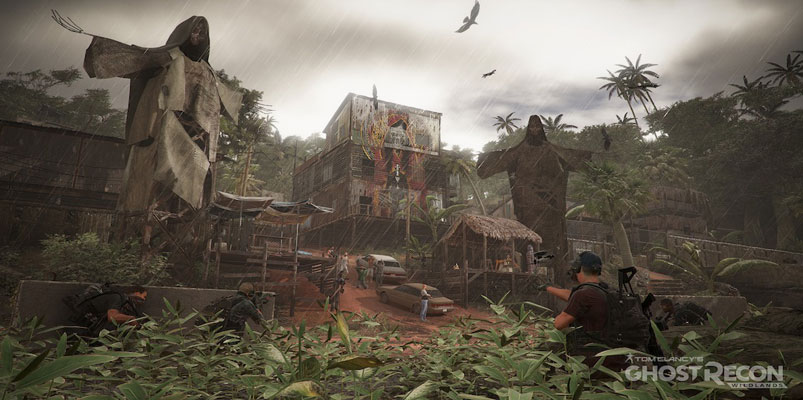 Todo listo para la beta abierta de Ghost Recon Wildlands