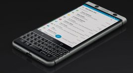 TCL regresa a BlackBerry con el nuevo KEYone con Android